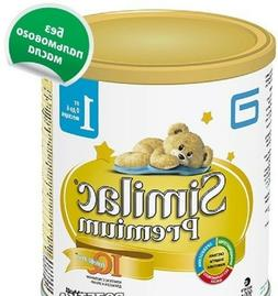 Similac 1/2/3/4 Baby Formula months organic no palm oil 900g