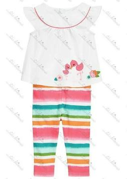 "12-18 MONTHS GYMBOREE ""Flamingo Flair Shoreside Darling"" Set"