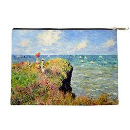 CafePress - 12Mo Monet 3 - Makeup Pouch