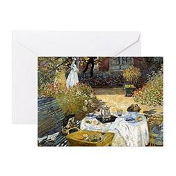 CafePress - 12Mo Monet 38 - Greeting Card, Note Card, Birthd