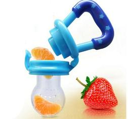 Baby Feeding Pacifier/ Food & Fruits Feeder, Size 3-12 Mont
