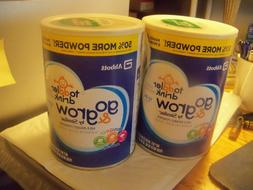 2 x Similac Go & Grow 12 -  24 Month Toddler Milk Based Drin