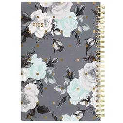 "Cambridge 2019 Weekly & Monthly Planner, 5"" x 8"", Small, Tea"