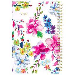 """Cambridge 2019 Weekly & Monthly Planner, 5"""" x 8"""", Small, Jul"""