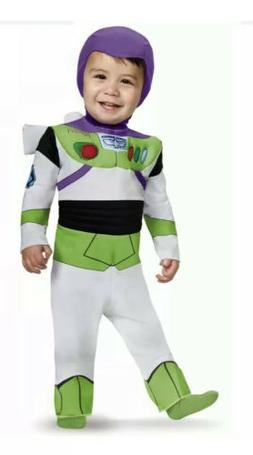 3 Piece Set Disney Toy Story Costumes Buzz Lightyear Costume