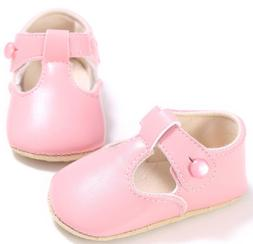 6-12Months Cute Baby Girls Shoes Princess Party Sandles Todd