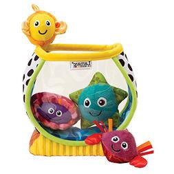 LAMAZE - My First Fishbowl Toy, Capture Baby's Curiosity wit