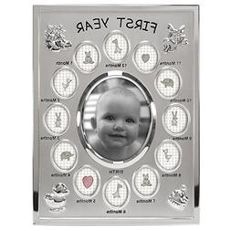 Malden International Designs Baby's First Year Collage Pictu