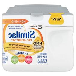 Abbott Similac Pro-Sensitive OptiGro Infant Formula with Iro