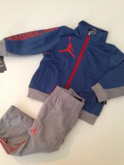 Air Jordan Baby Boy Size 12 18 24 Months Outfit Jacket Track