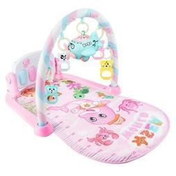 Baby Activity Gym Children'S Play Mat 0 12 Months Developing