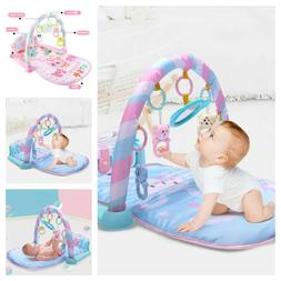 Baby Activity Gym Developing Crawling Carpet Mats For 0 To 1