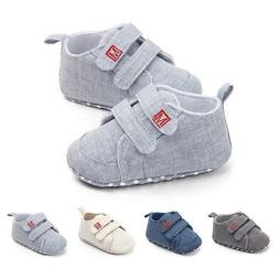 0-12 Months Infant Toddler Sneaker Newborn Baby Boy Casual C