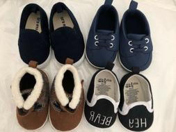 Baby Boy Shoes Lot 3-12 Months