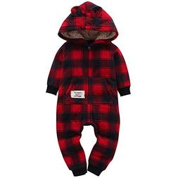 baby boys girls christmas outfit long sleeved