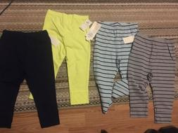 Cat And Jack Baby Boy's Pants And Or Pajama Bottoms 12 Mon
