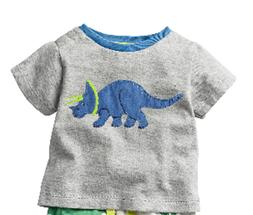 Mini boden baby boys top tshirt 0 3 6 9 12 18 24 months 3 4