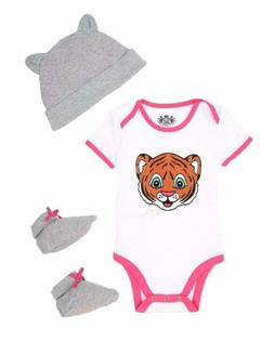 Juicy Couture Baby Girl 3 Piece Set 9-12 Months