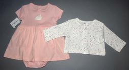 Baby girl clothes, 12 months, Carter's dress/top/SEE DETAILS