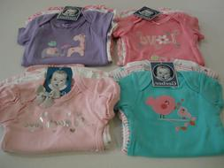 Gerber Baby Girl's 12 Piece Onesie Set NEW Size 3-9 Months A