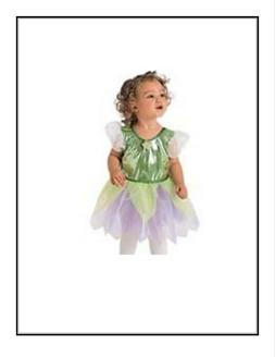 Baby Girls 6-12 m months Tinker Bell Tinkerbell Costume New