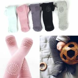 Baby Girls Toddler Kids Pure Cotton Warm Tights Stockings Pa