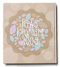 Baby Journal and Memory Book For First Year & Pregnancy | Si