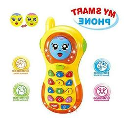 Baby Phone Toy 3-12 Months, Baby Phone Toy 6-9 Month Old Toy