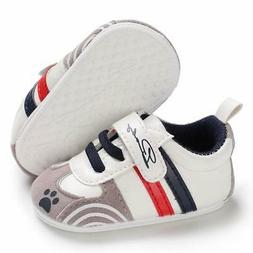 Baby Shoes BENHERO Canvas Sneaker Anti-Slip First Walkers Ca