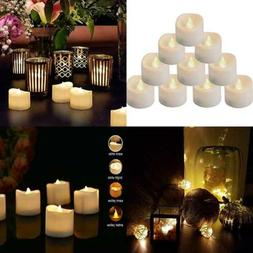 Homemory Battery Tea Lights With Timer, Auto On / Off LED Ca