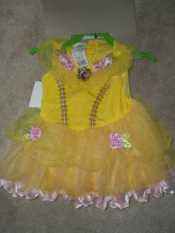 Disney Baby Beauty and The Beast Belle Halloween Costume Dre