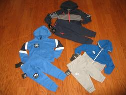 Nike Boys' 2-Pc.Fleece Zip-Up Hoodie & Pants Set Size 2T/3T/