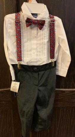 boys 4 piece outfit new with tags