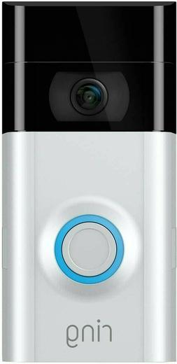 Brand New RING Video Doorbell 2 with 12 Months Ring Protect