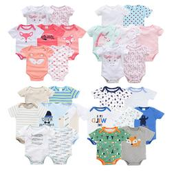 brands vetement bebe summer 2019 7PCS/lot baby girl roupas d