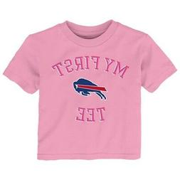 "Buffalo Bills Outerstuff NFL Infant Pink ""First Pink"" T-Shir"