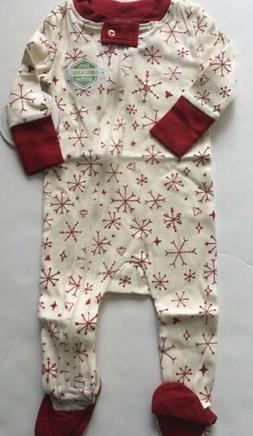 Burts Bees Baby Boy Girl Coverall Pajamas Size 3 6 12 18 24