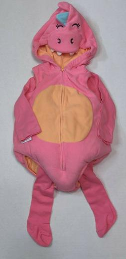 Carter's Dragon Costume For Girls 3/6 6/9 12 18 or 24 Months