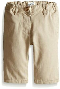The Children's Place Baby Boys' Chino Pant, Sandwash, 12-18