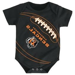 "Cincinnati Bengals NFL Outerstuff Infant Black ""Fanatic"" Foo"