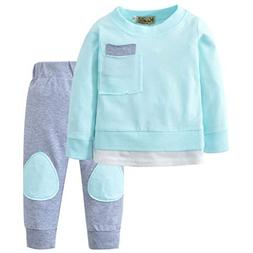 GoodLock Clearance!! Baby Boys Girls Clothes Set Newborn Inf