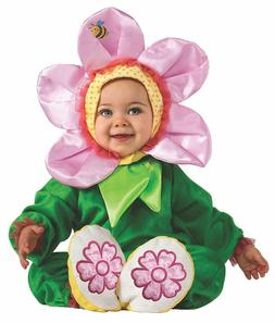 Rubie's Costume Cuddly Jungle Pink Pansy Romper Costume, Gre