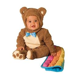 Rubie's Costume Noah's Ark Collection Oatmeal Bear, 6-12 Mon