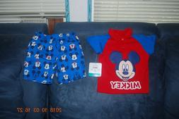 "Cute Boy's ""Disney"" Outfit Size 12 Months"