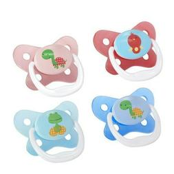 Dr. Brown's Orthodontic Soother PreVent, 12 m +, 2 pcs. boy