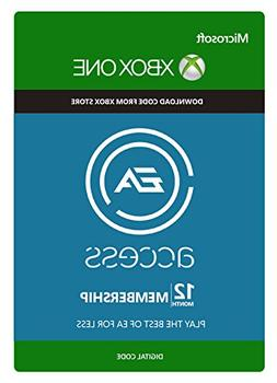 EA Access 12 Month Subscription - Xbox One