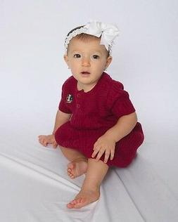 Florida State University, FSU Toddler Sweater Dress, Size 12