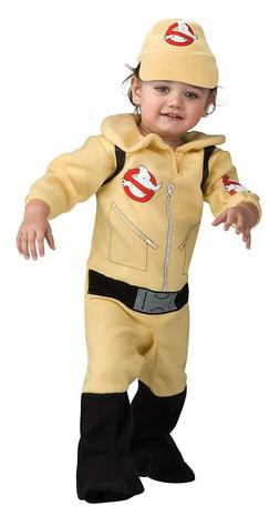 Ghostbuster Boy Infant Costume