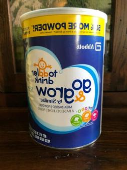 Go & Grow By Similac Toddler Drink 12-24 Months 36 Oz Milk B