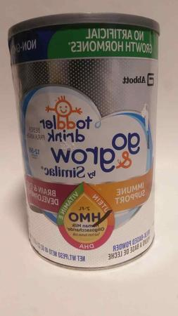 Similac Go & Grow HMO Toddler Drink, Non-GMO, 36 oz Can   EX